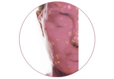 Маска для чувствительной кожи лица 2040