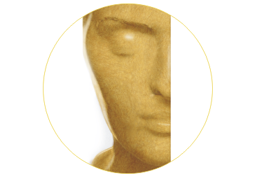Золотая маска для лица 2080